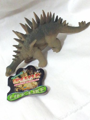 "Imperial Huayangosaurus 6"" Soft Rubber Dinosaur Toy"