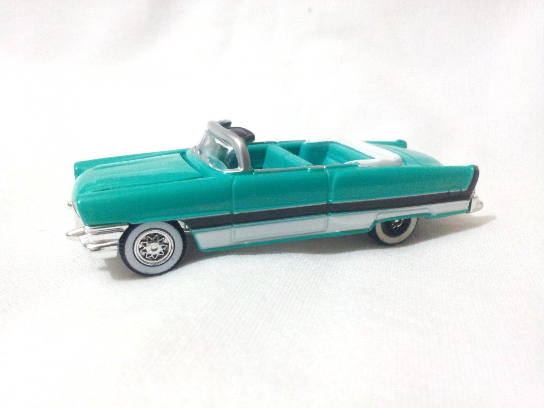 Packard Caribean 1955 Green 1/64 die cast car