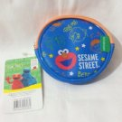 Sesame Street coins bag 11cm x 11cm
