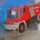 Mercedes Benz Fire Engine Pompiers 1/87 die cast model car