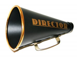 Director's Megaphone - Small - 6120