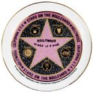Walk of Fame Star Collector Plate - 3356