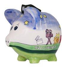HollyHollywood Piggy Bank - 5863