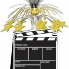 Movie set Clapboard centerpiece - 7608