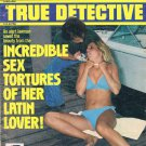 TRUE DETECTIVE Magazine with Lurid Cover, June, 1976