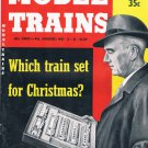MODEL TRAINS Magazine, Dec. 1955
