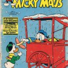 German Language MICKEY MOUSE Disney Comic Book, 1966