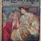 Vintage Issue THE LITERARY DIGEST, May, 1908