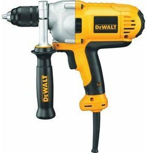 "DEWALT DWD215G 10-Amp 1/2"" VSR Drill with Keyless Chuck"