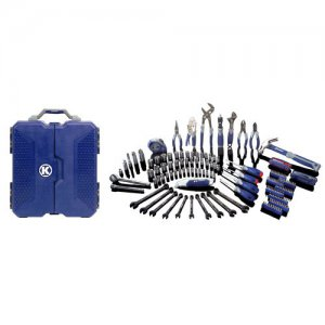 Kobalt 173-Piece Professional Tool Set with Tri-Fold Case