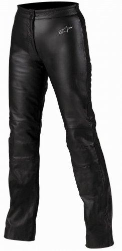 Alpinestars Stella Cat Tyla Leather Pants, Black, EU 38/US 2