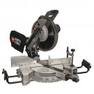 "PORTER CABLE 12"" Single Bevel Compound Miter Saw with Laser"