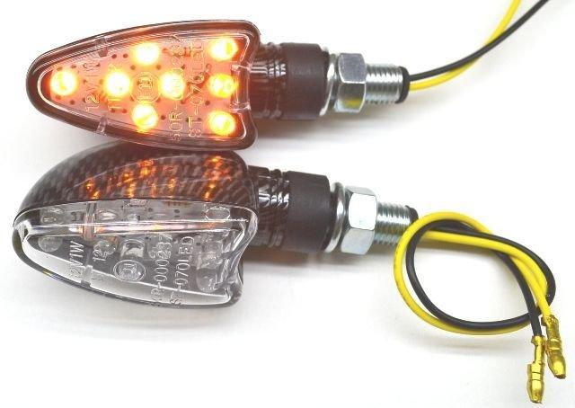 DMP LED TURN SIGNALS 60-1913C-09