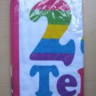 ARASHI 24 HR HOUR TV TELEVISION 2013 OFFICIAL GOOD SPORT TOWEL NEW