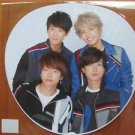 NEWS 2014-2015 JOHNNY'S COUNTDOWN OFFICIAL GOOD UCHIWA FAN NEW TEGOMASS