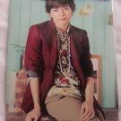 ARASHI BLAST IN HAWAII 2014 GOOD CLEARFILE FILE MATSUMOTO JUN NEW JAPAN JOHNNY