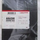 ARASHI AROUND ASIA THAILAND TAIWAN KOREA 2006 LIMITED 3DVD TAIWAN VER JOHNNY