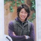 ARASHI AIBA MASAKI 2010 MY GIRL PV OFF SHOT OFFICIAL SHOP PHOTO A JAPAN JOHNNY