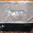 ARASHI 2013 LOVE TOUR CONCERT GOOD SHOPPING BAG TOTE NEW OHNO NINO JUN SHO AIBA