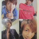 ARASHI AIBA MASAKI 2012 ARAFES OFFICIAL LIMITED SHOP PHOTO SET JAPAN JOHNNY