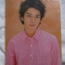 ARASHI MATSUMOTO JUN 2000 FIRST CONCERT GOOD WRITING PAD PENCIL BOARD JOHNNY