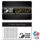 1000 Custom Plastic Gift Cards Printing - use your art!