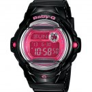 Casio Women's Baby-G BG169R-1B Watch
