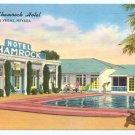 Nevada Postcard The Shamrock Hotel Las Vegas, NV ED401