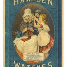 Trade Card - Hampden Watches - EG104