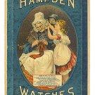 Trade Card - Hampden Watches - EG104