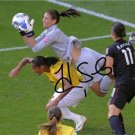 HOPE SOLO SIGNED PHOTO 8X10 RP AUTOGRAPHED USA SOCCER