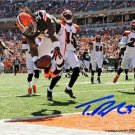 TRENT RICHARDSON SIGNED PHOTO 8X10 RP AUTO AUTOGRAPHED CLEVELAND BROWNS !