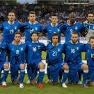 TEAM ITALY EURO 2012 SIGNED PHOTO 8X10 RP AUTO AUTOGRAPHED SQUAD