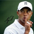 TIGER WOODS SIGNED PHOTO 8X10 RP AUTO AUTOGRAPHED GOLF