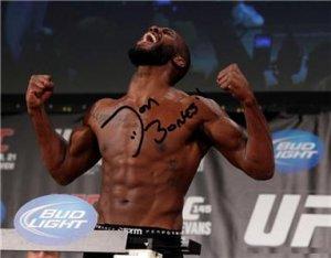 JON JONES SIGNED PHOTO 8X10 AUTO MMA RP AUTOGRAPHED * UFC FIGHTING **