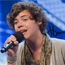 HARRY STYLES SIGNED PHOTO 8X10 RP AUTOGRAPHED ** ONE DIRECTION **