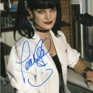 PAULEY PERRETTE SIGNED PHOTO 8X10 RP AUTOGRAPHED * NCIS