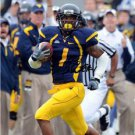 TAVON AUSTIN SIGNED PHOTO 8X10 RP AUTO AUTOGRAPHED WEST VIRGINIA MOUNTAINEERS