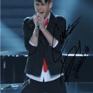 AMERICAN IDOL COLTON DIXON SIGNED PHOTO 8X10 RP AUTOGRAPHED