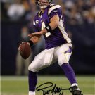 BRETT FAVRE SIGNED PHOTO 8X10 AUTO RP AUTOGRAPHED MINNESOTA VIKINGS