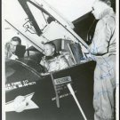 NEIL ARMSTRONG 1960s SIGNED X-15 PHOTO * 8X10 RP AUTOGRAPHED