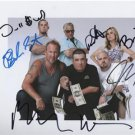 STORAGE WARS CAST SIGNED PHOTO 8X10 RP AUTOGRAPHED * 8 SIGS