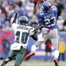 COREY WEBSTER SIGNED PHOTO 8X10 RP AUTO N.Y. GIANTS