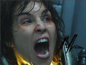 NOOMI RAPACE SIGNED PHOTO 8X10 RP AUTOGRAPHED * PROMETHEUS