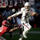 JOHNNY MANZIEL SIGNED PHOTO 8X10 AUTOGRAPHED * TEXAS A&M RP AUTO * ALABAMA UPSET