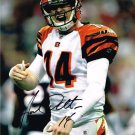 * ANDY DALTON SIGNED PHOTO POSTER JERSEY 8X10 RP AUTOGRAPHED BENGALS