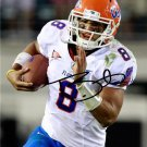 TREY BURTON SIGNED PHOTO 8X10 RP AUTO AUTOGRAPHED FLORIDA GATORS