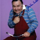 JONATHAN WINTERS  SIGNED PHOTO 8X10 RP AUTOGRAPHED