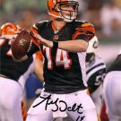 ANDY DALTON SIGNED PHOTO 8X10 RP AUTO AUTOGRAPHED CINCINNATI BENGALS