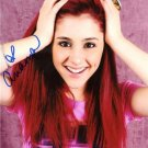ARIANA GRANDE SIGNED PHOTO 8X10 RP AUTOGRAPHED * VICTORIOUS